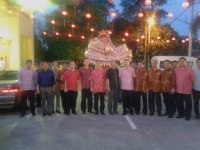 PGRM Muar & Bakri Division 2014 Chinese New Year Open House on 9/2/2014